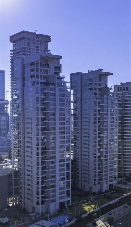 B.S.R 5+6 CTBUH Best Tall Building Award 2015
