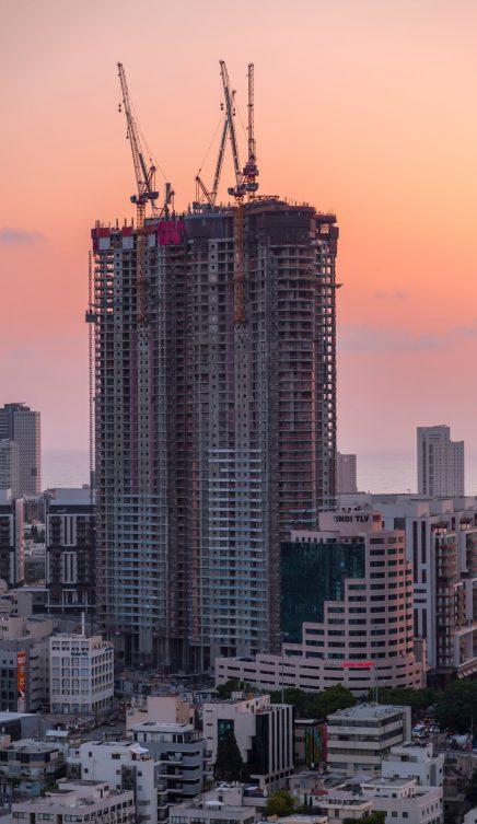 Shuk Sitonay Towers- Gindi TLV