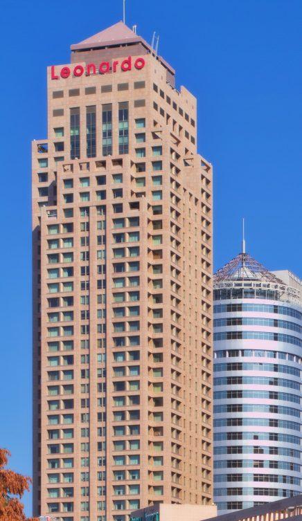 Sheraton- City Tower