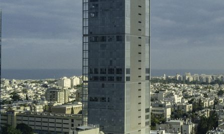 Remez Tower-CTBUH Best Tall Building Award 2013