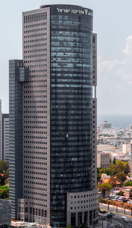 Hakirya Tower