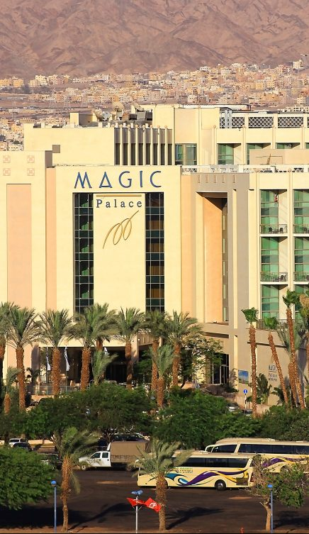 Magic Palace Hotel