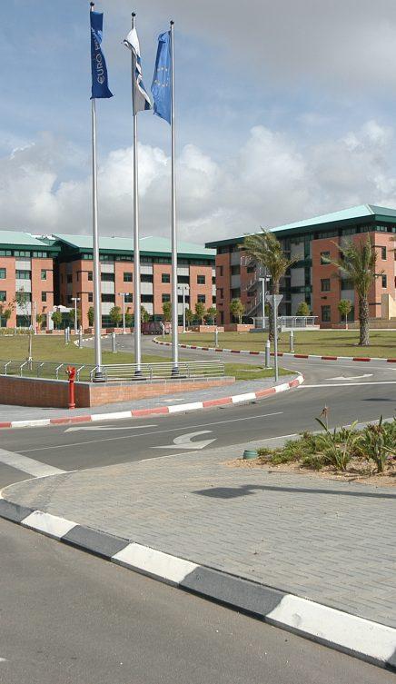 Yakum Park-Buildings 3,4
