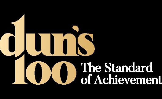"""Dun's 100 – חברת דוד מהנדסים בע""""מ מובילה בקטגוריית הנדסת מבנים נכון לשנת 2020"""